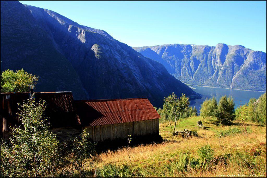 Granja Kjeasen Noruega