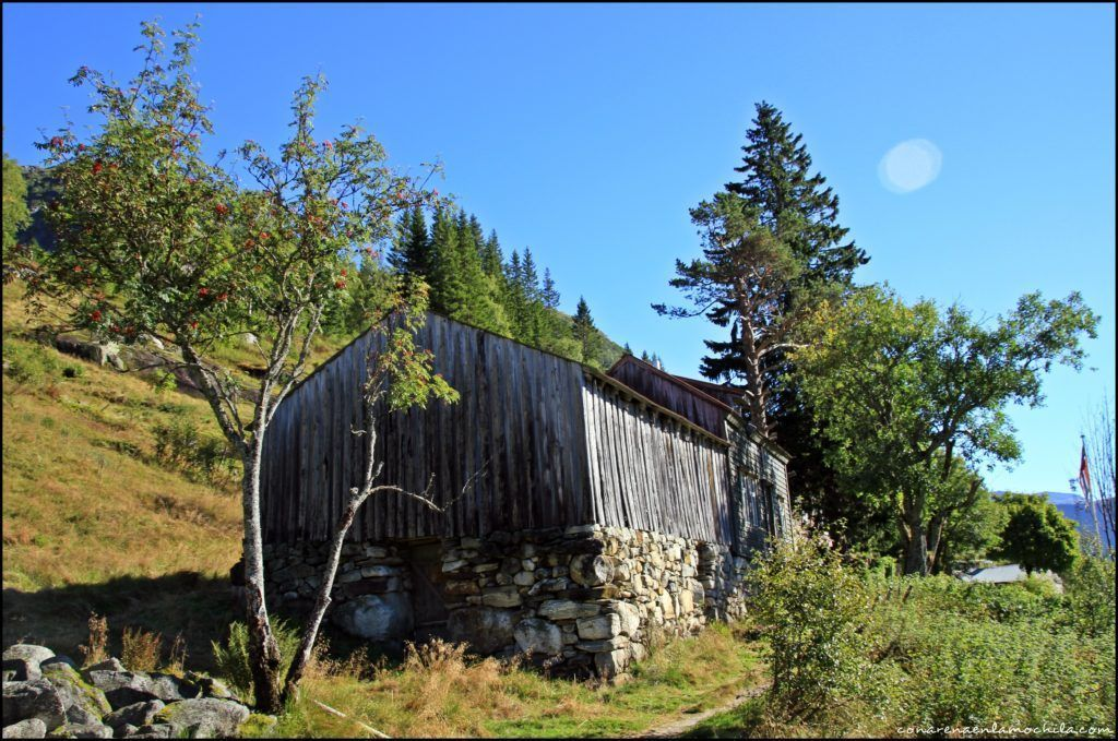 Granja Kjaesen Noruega