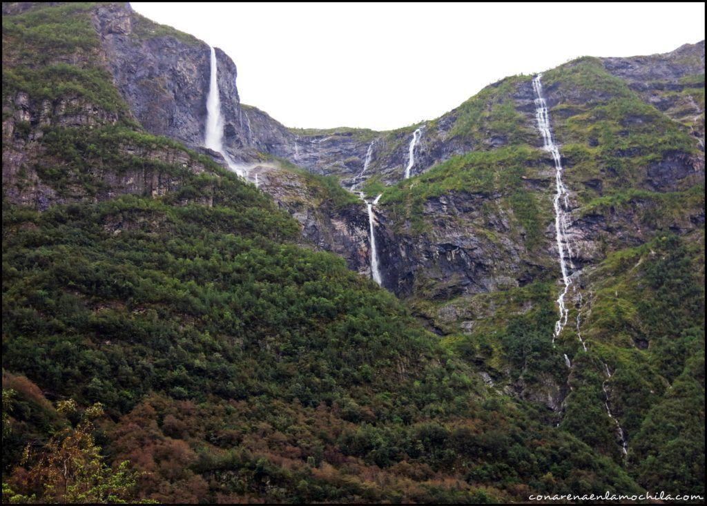 Gudvangen Noruega