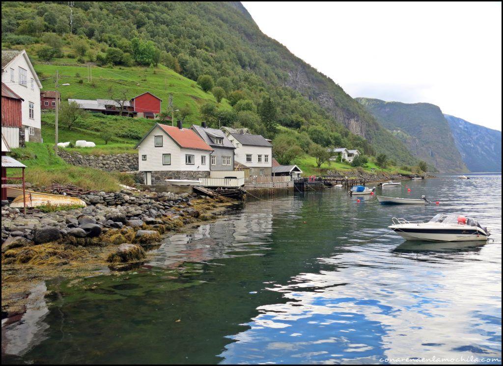 Undredal Noruega