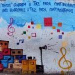 Visitar la Favela Santa Marta en Rio de Janeiro
