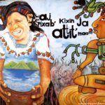 El Lago Atitlán: entre brumas, Xocomil y volcanes