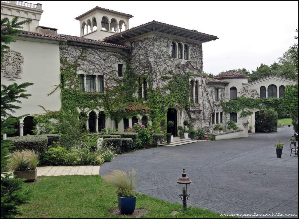 Château de Brindos País Vasco Frances