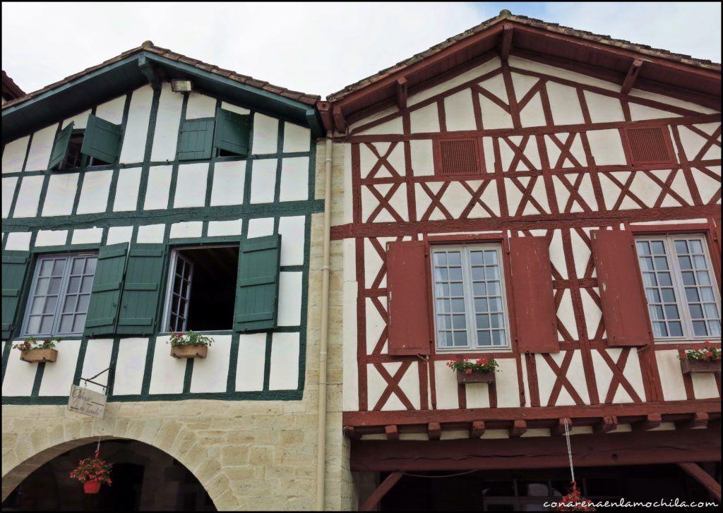 La Bastide Clairence País Vasco francés Francia