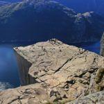 Noruega: Stavanger y la subida al peñasco, el Preikestolen