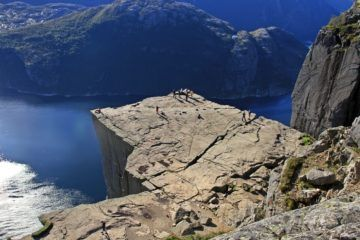 Preikestolen Noruega