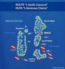 Ruta Atolones Centrales Maldivas