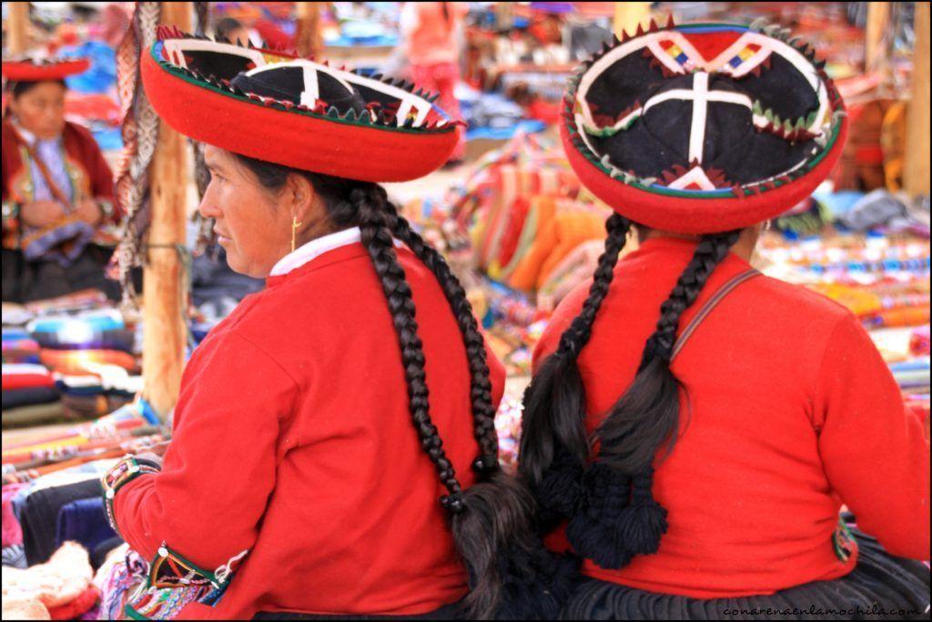 Chinchero Valle Sagrado Perú