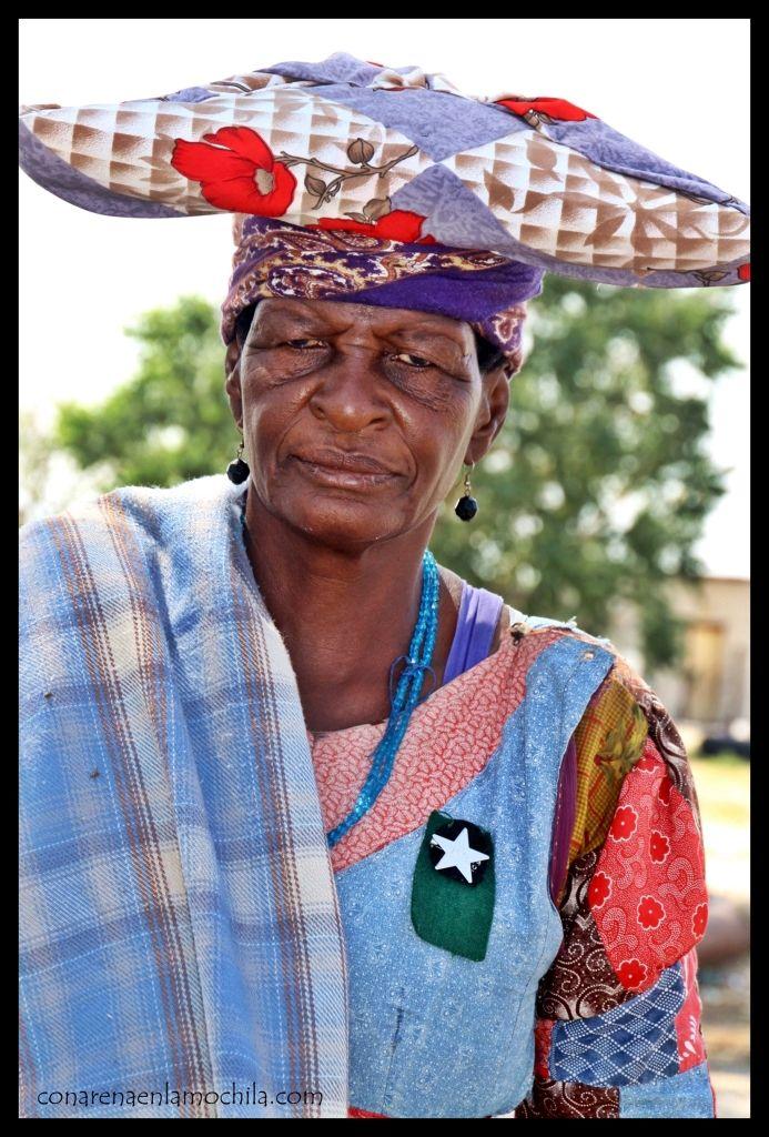 Mujer Herero