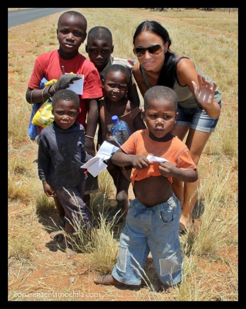 Niños Namibia