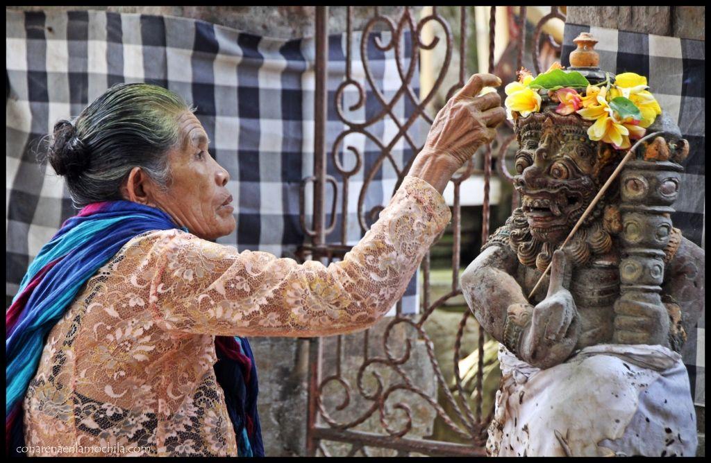 Templo balinés Ubud