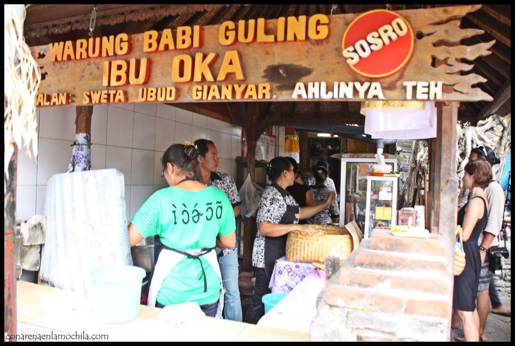 Ibu Oka Ubud Bali