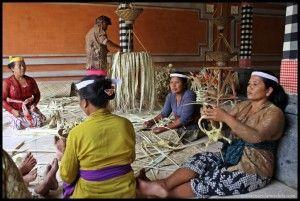 Palma Tirtha Empul Bali