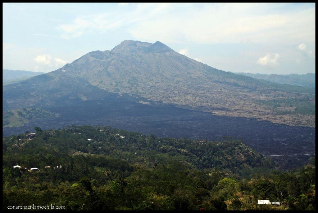 Volcán Batur Bali
