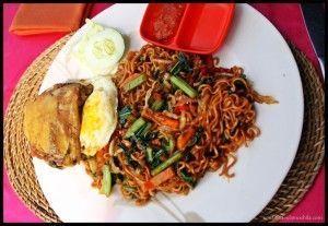 Comida Bali