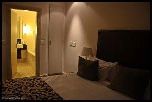 Habitación Hotel Mandela