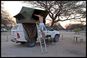 Camping Okakuejo