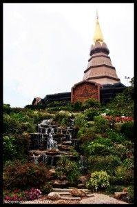 Doi Ithanon Chiang Mai Tailandia