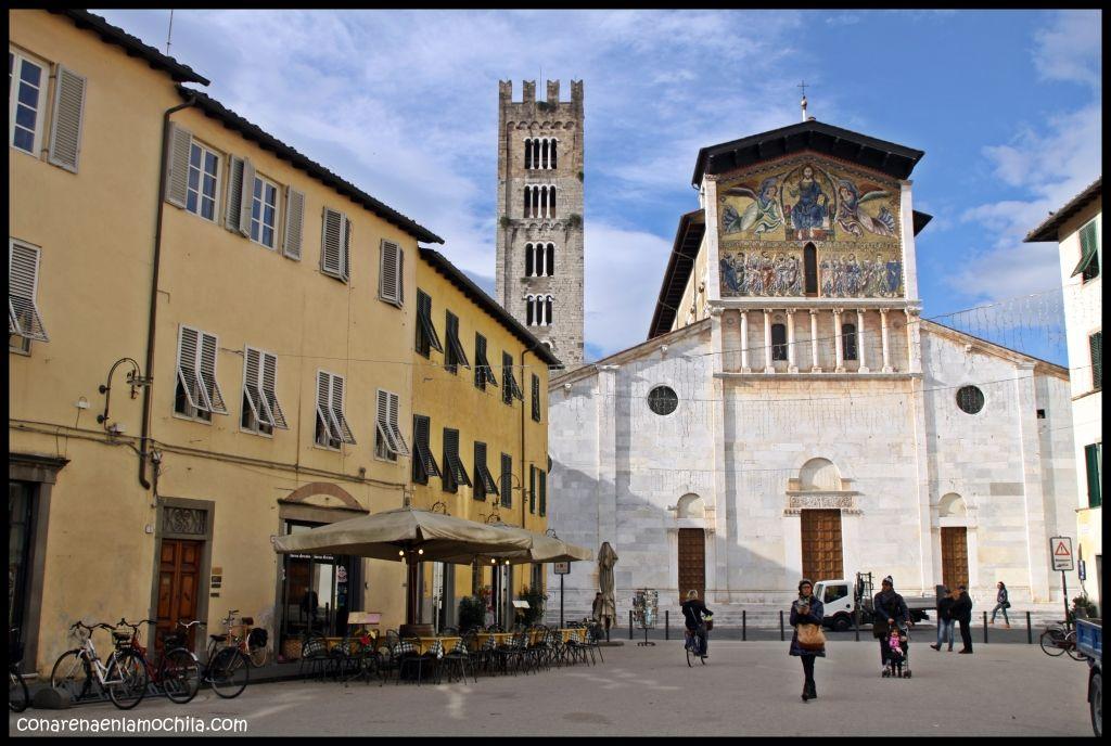 Basilica San Frediano Italia