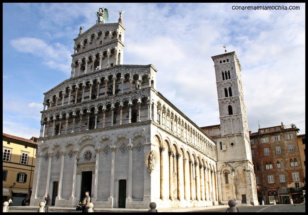 San Michele in Foro Lucca Italia