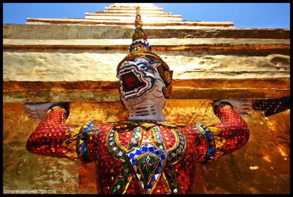 Palacio Real Bangkok Tailandia