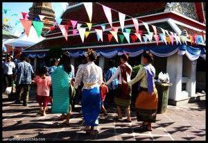 Wat Pho Bangkok Tailandia