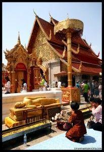 Doi Suthep Chiang Mai Tailandia