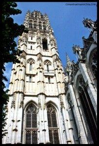 Abadía Rouen - Francia