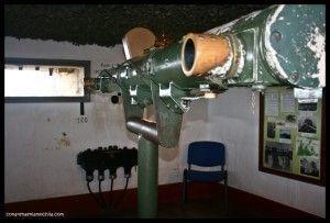 Le grand bunker Ouistreham Normandía Francia