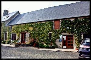 Ferme du lavoir Formigny Normandía Francia