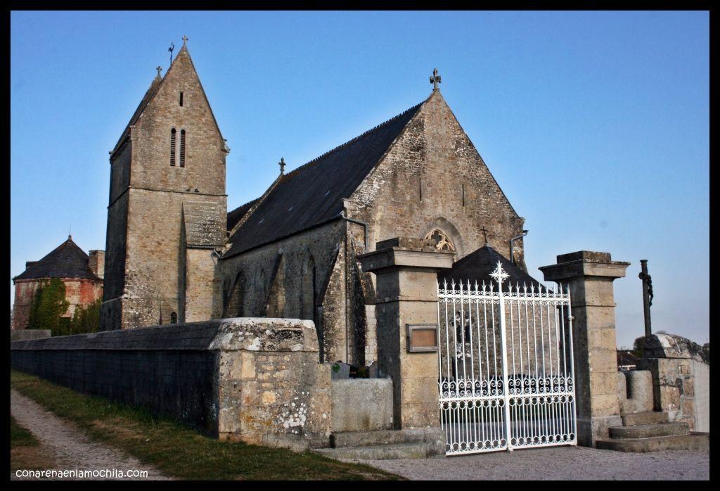 Ravenoville Normandía Francia