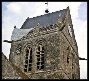 Ste Mère Église Normandía Francia