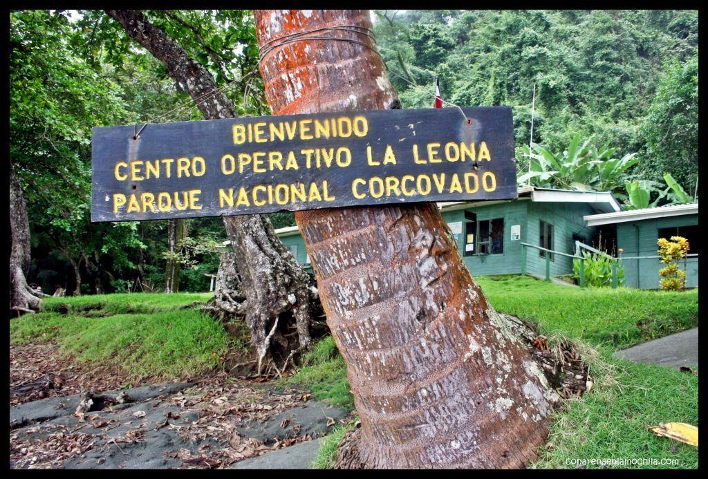 La Leona Corcovado Costa Rica