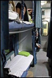 Tren Delhi Bikaner India