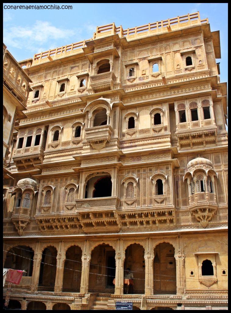 Patwon ki haveli Jaisalmer India