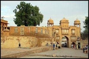 Gadi Sagar Jaisalmer India