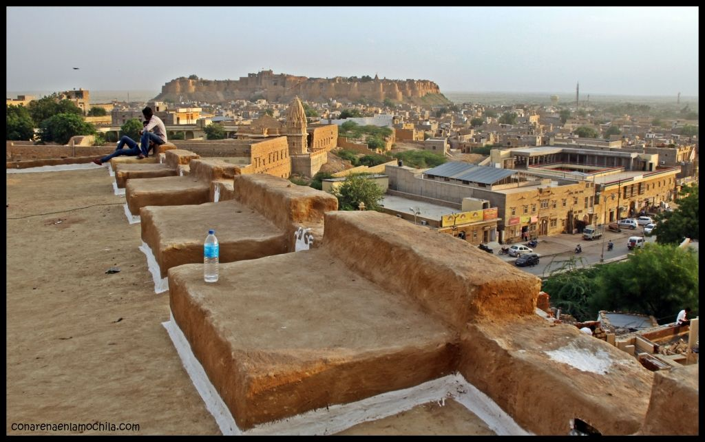 Kaku café Jaisalmer India