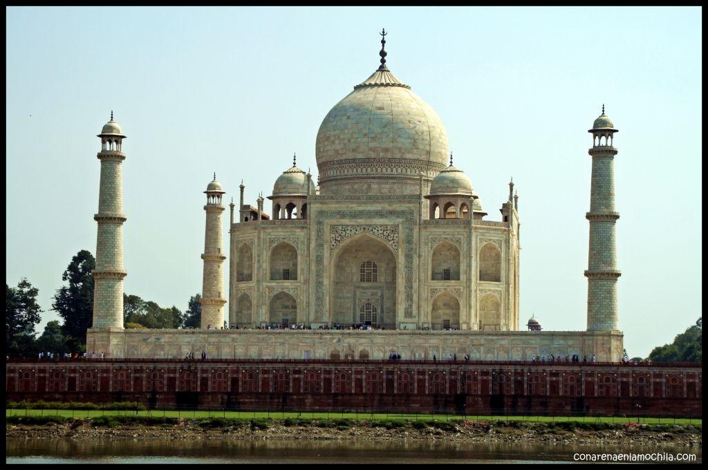 Mehtab Bagh Agra India