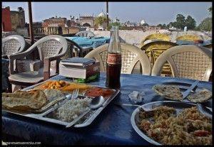Taj Ganj Agra India