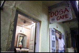 Dosa Café Varanasi India
