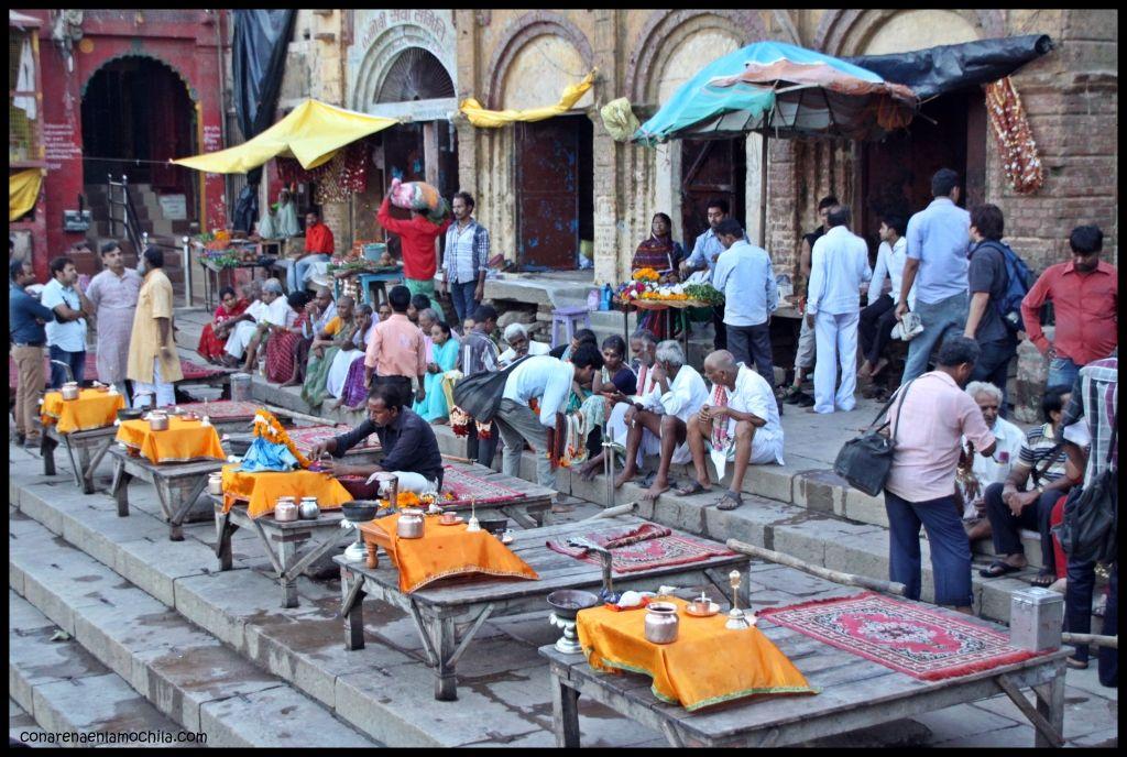 Dashashwamedh Ghat Varanasi India