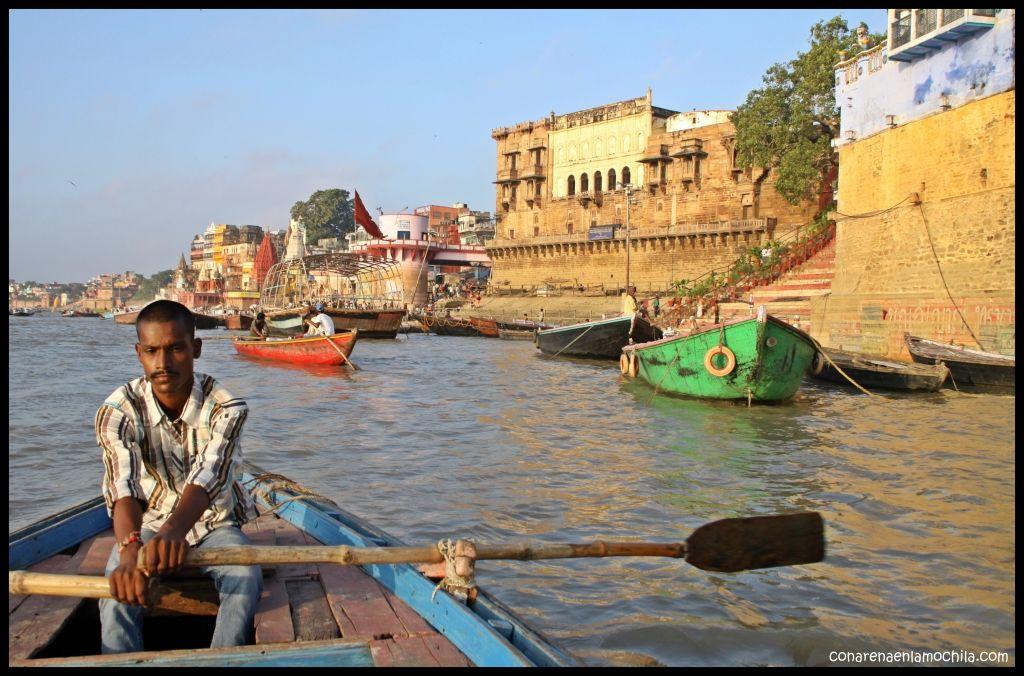 Ganges Varanasi India