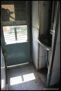 Tren Varanasi India