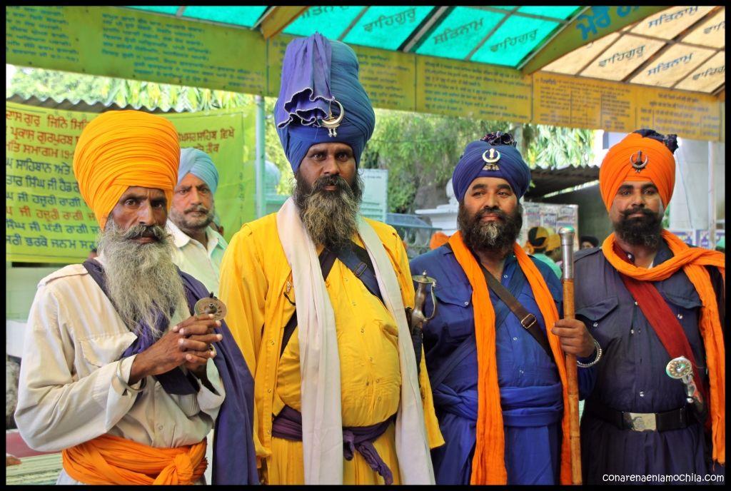 Templo Dorado Amritsar India