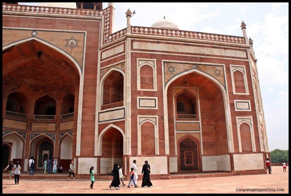 Tumba Humayún Delhi India