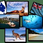 Ruta por Australia / Fiji 2014