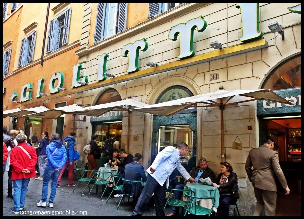 Giolitti Roma Italia