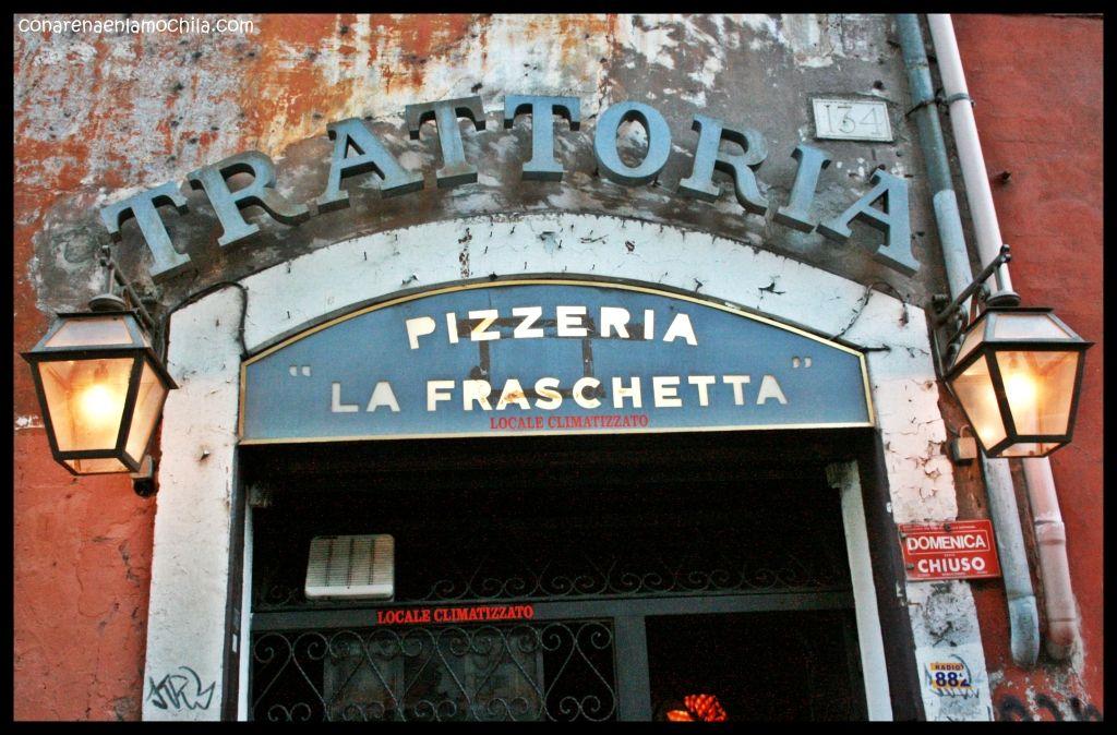 La Fraschetta Roma Italia