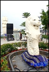 Merlion - Singapur