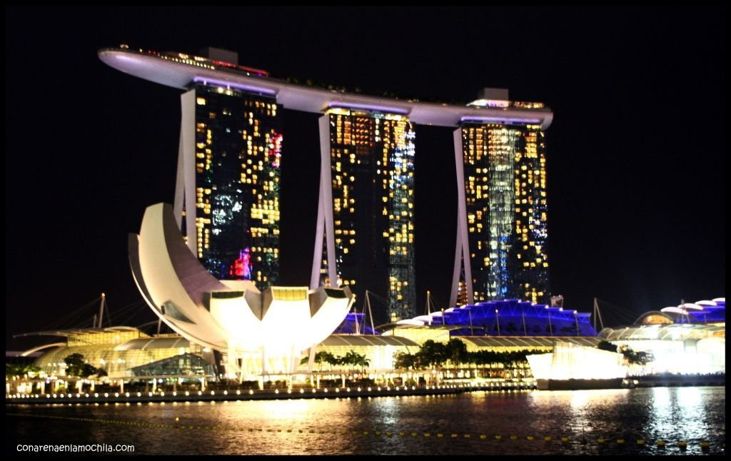Marina Bay Sands - Singapur